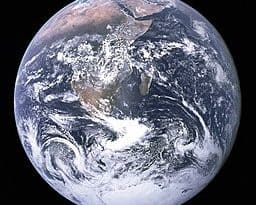Apollo 17, Public domain, via Wikimedia Commons