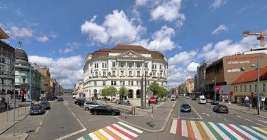 Beispiel: Floridsdorf(Wien) - Am Spitz -Bwag, CC BY-SA 4.0 , via Wikimedia Commons
