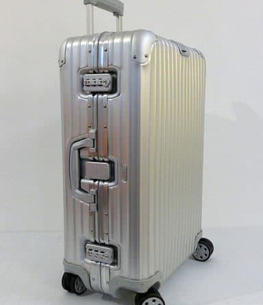 Rimowa-Koffer der Topas-Serie (Symbolbild) - © 1971markus@wikipedia.de, CC BY-SA 4.0 https://creativecommons.org/licenses/by-sa/4.0, via Wikimedia Commons