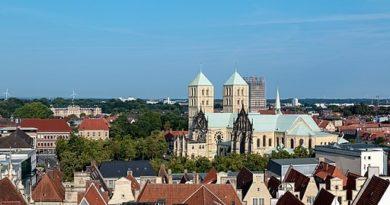 "Dietmar Rabich/ Wikimedia Commons/ ""Münster, Dom -- 2017 -- 2084""/ CCBY-SA4.0"