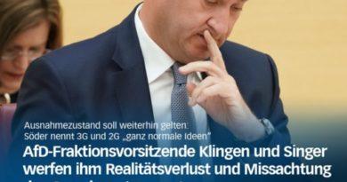 AfD Fraktion Bayern