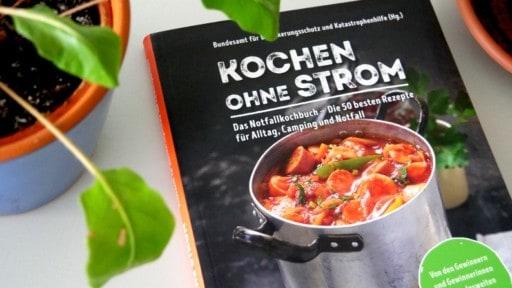"""""""Kochen ohne Strom"""" gibt es ab sofort im Buchhandel, Quelle BKK"""